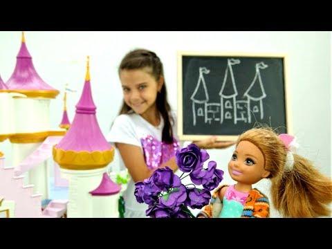 Мультики для девочек - Волшебные рисунки для Штеффи - Видео про кукол онлайн видео
