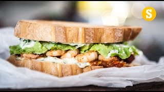 Epic Shrimp BLT Recipe by SORTEDfood