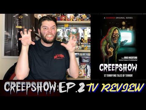 Creepshow (Shudder): Episode 2 - TV Review