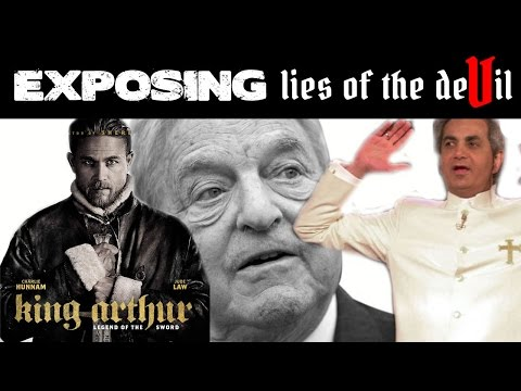 NEWS UPDATE: King Arthur Movie, George Soros Lawsuit, Benny Hinn Fraud and more