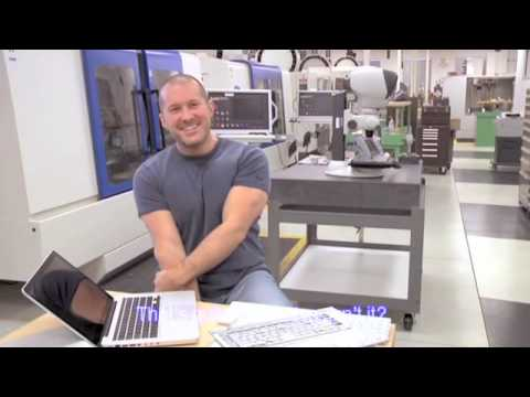 apple design - Jony Ive talks about functional design. Cut from the documentary Objectified. http://www.objectifiedfilm.com/objectified-trailer/