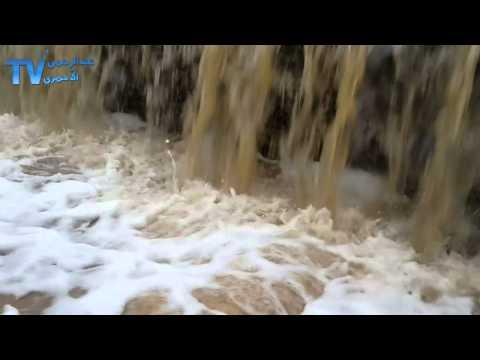 شلال من أمطار الخميس | 2 - 7 - 1435 هـ | فرشاط