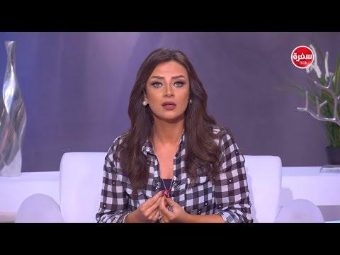 العرب اليوم - شاهد: رضوى الشربيني تستهجن الزوجات القابلات للضرب