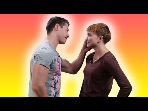 他們要求女同性戀和異性戀男人接吻,結果…完全和想像中的反應不一樣耶!