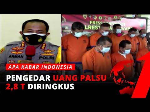 Polisi Bongkar Sindikat Peredaran Uang Asing Palsu Senilai 2,8 Triliun | tvOne