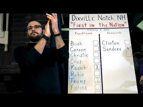 ΗΠΑ: Οι παραδόσεις είναι για να σπάνε στο Ντίξβιλ Νοτς