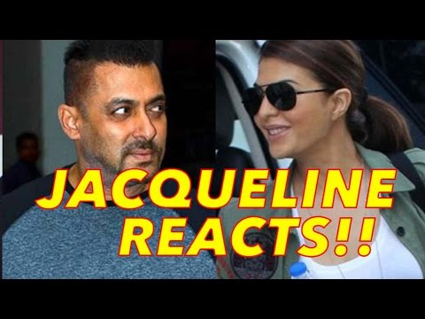 Jacqueline Fernandez' REACTION On Salman Khan Rape