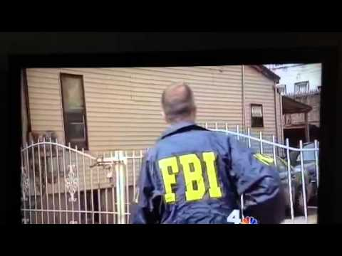 FUNNY: FBI jumps a fence that is actually open!