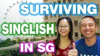 Video Surviving SINGLISH in Singapore MP3, 3GP, MP4, WEBM, AVI, FLV Agustus 2018
