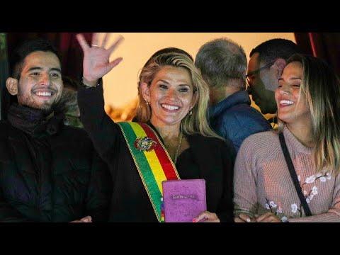 Bolivien: Senatorin ernennt sich zur Interimspräsiden ...