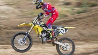 8. 2018 Suzuki RM-Z250   Dirt Rider 250F MX Shootout