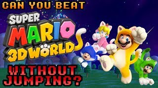 Video VG Myths - Can You Beat Super Mario 3D World Without Jumping? MP3, 3GP, MP4, WEBM, AVI, FLV Juli 2018