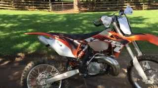7. New bike! 2012 ktm 250XC-W
