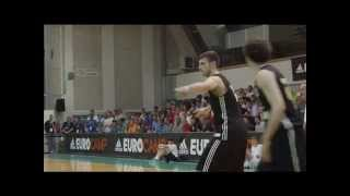 Ioannis Papapetrou adidas EuroCamp 2014 Highlight