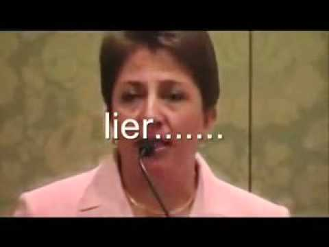 Christian Right's Favorite Ex-Muslim Wafa Sultan, EXPOSED AS FRAUD!! MUST WATCH