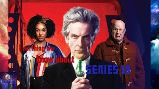 Doctor Who Series 10: Everthing We Know & Episode Guide