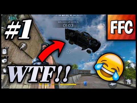 Free Fire : WTF Moments #1 - FFC