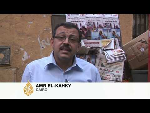 Egypt's Muslim Brotherhood internal divisions - 23 Oct 09