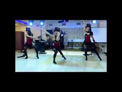 Кабаре видео Crazy Samba