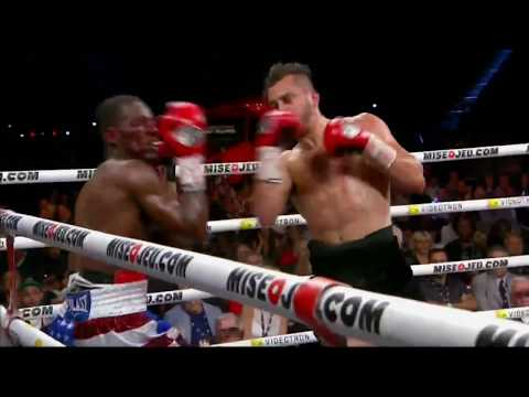 david lemieux - highlights hd