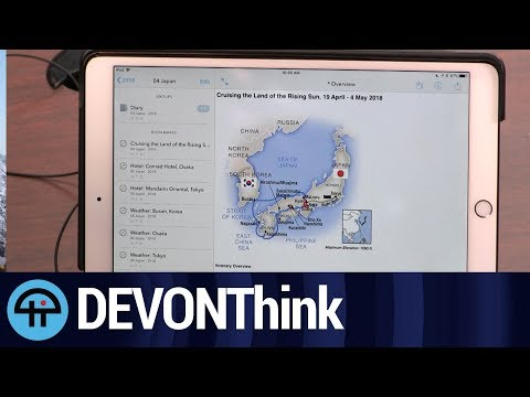DEVONthink To Go for iOS: Review