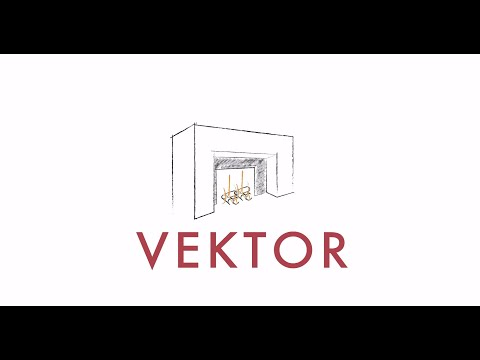 Real Flame Vektor 1100 | Gas Fireplace