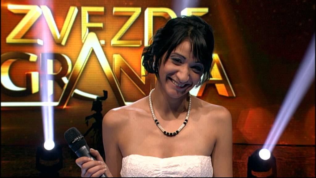 Milica Gucul – Volim kad mi pricaju o tebi – Zvezde granda 2015 – emisija 17 (10. 01. – ženska grupa)