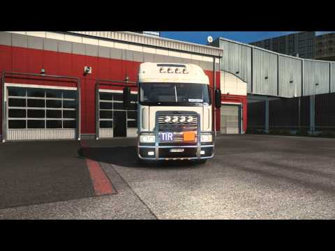 Freightliner Argosy CAT Edition v1.1