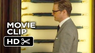 Nonton Kingsman: The Secret Service Movie CLIP - Weapons Cache (2015) - Colin Firth Movie HD Film Subtitle Indonesia Streaming Movie Download
