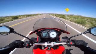 9. Riding the Ducati Multistrada DS1000