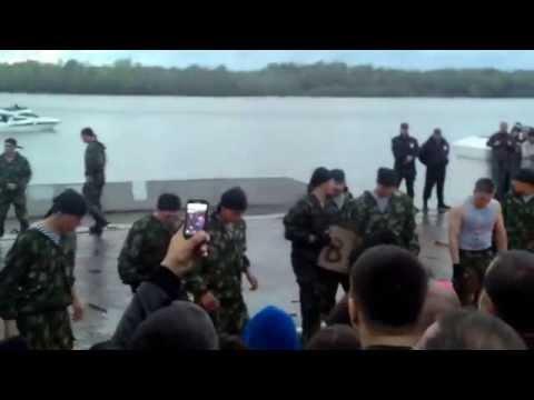 Омск. 9 мая 2015. День Победы! ВДВ