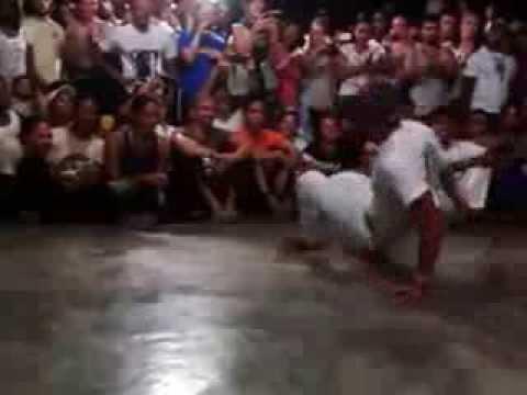Capoeirando 2014 Miudinho CM Tico e Intr. Simba