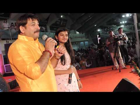 Video Arya Nandini ji Singing in Surat download in MP3, 3GP, MP4, WEBM, AVI, FLV January 2017