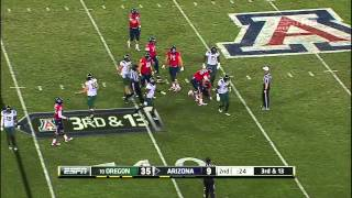 Dion Jordan vs Arizona (2011)
