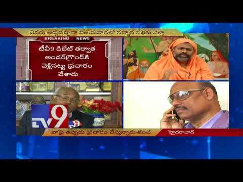 Arya Vaishyas vow to stop Kancha Ilaiah's felicitation in Vijayawada