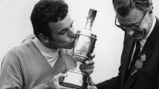 Tony Jacklin talks about his Open win in 1969