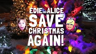 Nonton Edie   Alice Save Christmas Again  Film Subtitle Indonesia Streaming Movie Download