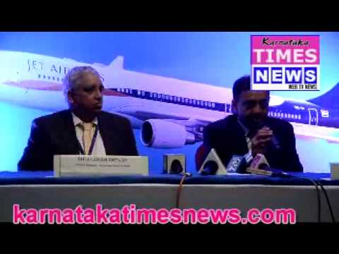 Jet Airways announces Mangaluru – Abu Dhabi direct flight