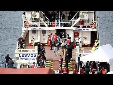 Η ΕΕ, η Τουρκία και η συμφωνία για τους πρόσφυγες