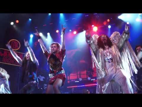 'Rock of Ages' TONIGHT at the Auditorium Theatre