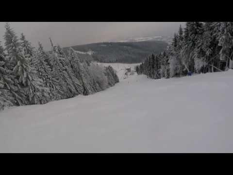 Ski Ještěd černá 3