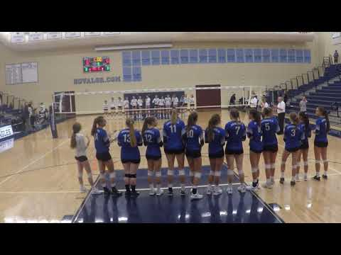 Introductions - Division 5A Region 3 Valor Christian and Broomfield 11032018
