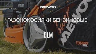 Обзор бензиновых газонокосилок Daewoo