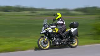 4. Suzuki VStrom Road Test