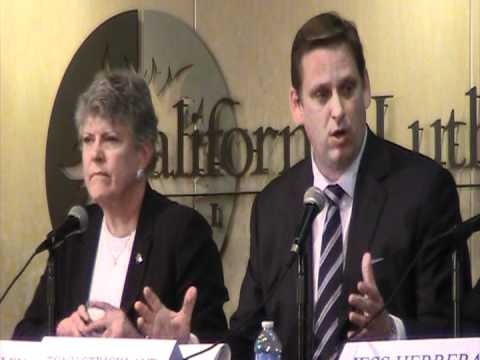 0 CA 26: Tony Strickland and Julia Brownley to Debate Next Tuesday