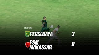 Video [Pekan 30] Cuplikan Pertandingan Persebaya vs PSM Makassar, 10 November 2018 MP3, 3GP, MP4, WEBM, AVI, FLV November 2018