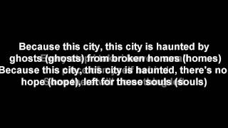 Copyright : i do not claim to own this music and all rights go to alexisonfire lyrics and music to the song : this could be anywhere in the world by the famous band ...