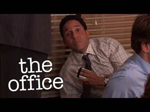 Michael's Stress Relief - The Office US