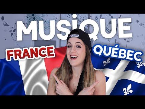 LA MUSIQUE QUÉBÉCOISE VS FRANÇAISE | DENYZEE