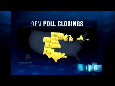 2010 Midterm Election Results - MSNBC - 11/02/10